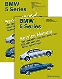 BMW 5 Series 2 Vol (E39 Service Manual: 1997, 1998, 1999, 2000, 2001, 2002, 2003: 525i, 528i, 530i, 540i, Sedan, Sport Wagon