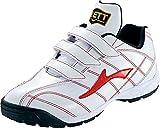 ZETT(ゼット) 野球 トレーニングシューズ ラフィエット BSR8017C ホワイト×レッド(1164) 20.0