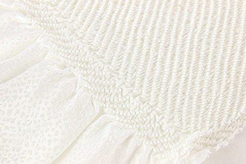 帯揚げ白 絞り 帯あげ 礼装用 婚礼用 白帯揚げ