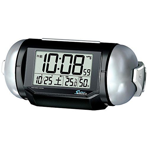 ピクシス 電波目覚まし時計 NR523K