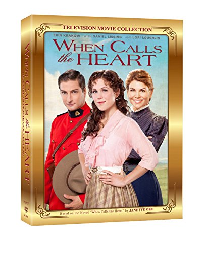 WHEN CALLS THE HEART: TELEVISION MOVIE COLLECTION