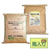 AGC製 重曹 25kg + 無水 クエン酸 25kg セット(箱に入れての発送) [02] 【同梱不可】NICHIGA(ニチガ)