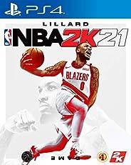 NBA 2K21 - Standard Edition - PlayStation 4