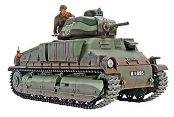 タミヤ 1/35 ミリタリーミニチュアシリーズ No.344 フランス 中戦車 ソミュア S35 35344