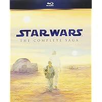 Star Wars: The Complete Saga (Episodes I-VI) / スターウォーズ コンプリートサーガ (Blu-ray/ブルーレイ) [北米版]