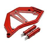 ホンダHONDA NC700S/NC700X/NC700XD 12-16 NC750S/NC750X 13-16用 フロント スプロケットカバー ガード プロテクター