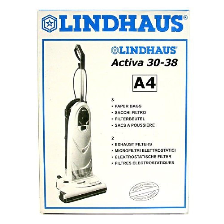 純正Lindhaus Activa 30 – 38バッグby Lindhaus