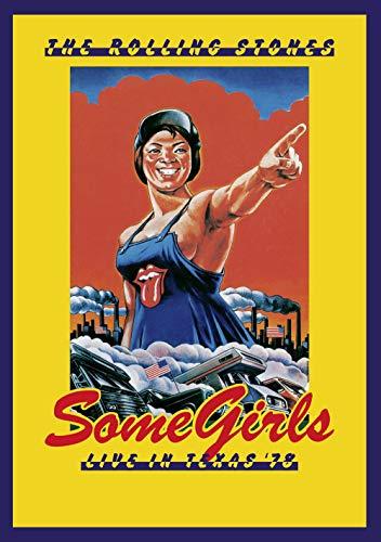 [画像:【早期購入特典あり】女たち - ライヴ・イン・テキサス '78【特典:ポストカード3枚組付】[DVD]]