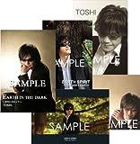 TOSHI ポスター 5枚セット