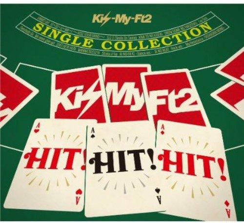 HIT! HIT! HIT! (ALBUM+2枚組DVD) (初回生産限定盤)の詳細を見る