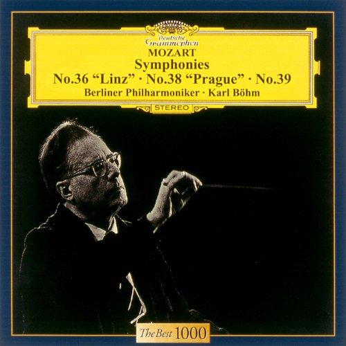 モーツァルト:交響曲第36番&第38番&第39番...