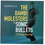 Sonic Bullets: 13 From the Hip by BAMBI MOLESTERS (2013-05-03)