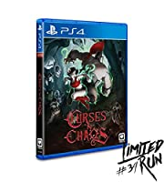 Curses N Chaos - PS4 (Limited Run #34) (輸入版)