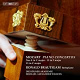 モーツァルト : ピアノ協奏曲集 第9集 (Mozart : Piano Concertos VOL.9 ~ Nos 8 in C major ・ 11 in F major ・ 13 in F major / Ronald Brautigam | Die Kolner Akademie | Michael Alexander Willens) [SACD Hybrid] [輸入盤] [日本語帯・解説付]