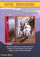 Nepal Adventure a Trek in the [DVD] [Import]