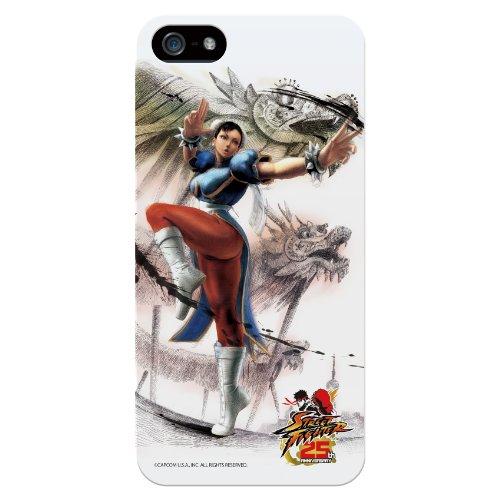 Bluevision iPhone 5s/5用ケース StreetFighter 25th Anniversary for iPhone 5s/5 Chun-Li BV-SF25TH-CHUN-LI