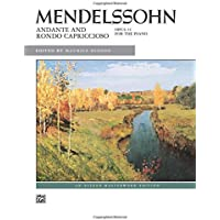 Adante And Rondo Caprice, Op. 14 (Alfred Masterwork Edition)
