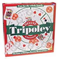 Tripoley (Classic Deluxe Edition) by Cadaco