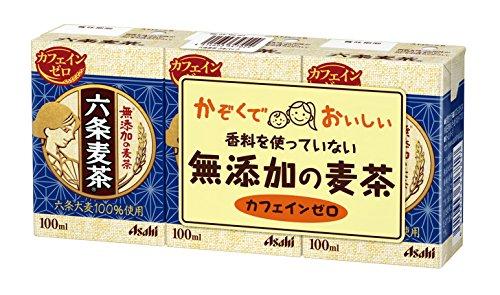 六条麦茶 3本×6パック 100X9
