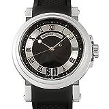 ブレゲ マリーン ラージデイト 5817ST/92/5V8 ブラック/シルバー メンズ 腕時計 [並行輸入品]