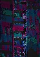 ポスター ウォールステッカー シール式ステッカー 飾り 182×257㎜ B5 写真 フォト 壁 インテリア おしゃれ 剥がせる wall sticker poster pb5wsxxxxx-012182-ds 英語 文字 かっこいい
