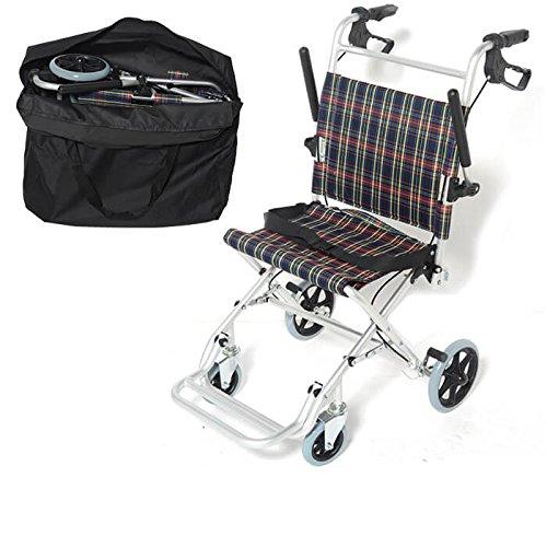 【非課税】 Nice Way 軽量 折りたたみ式 車椅子 N...