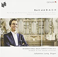 Bach and B-A-C-H by Johannes Lang