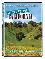 Taste of California: Napa & Sonoma [DVD] [Import]