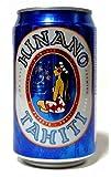 TAHITI beer ヒナノ 缶 330ml/24.mhn タヒチ ビール お届けまで8日ほどかかります