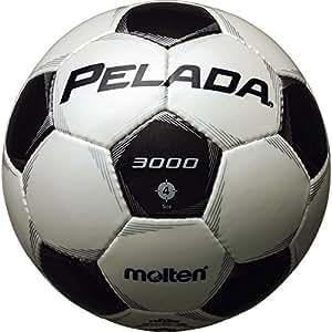 molten(モルテン) サッカーボール ペレーダ3000   4号 白×黒 F4P3000