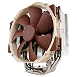 High Quality 14cm U-series Single Tower CPU Cooler, Brown (NH-U14S)
