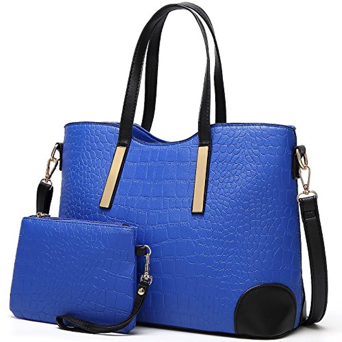 有益熱心な染料[TcIFE]ハンドバッグ レディース トートバッグ 大容量 無地 ショルダーバッグ 2way シンプル バッグ 高級 人気