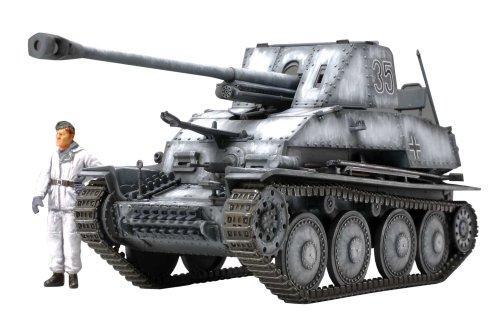 1/48 ミリタリーミニチュアシリーズ No.60 ドイツ 対戦車自走砲 マーダーIII (7.62cm Pak36搭載型)