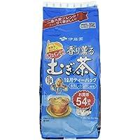 伊藤園 香り薫るむぎ茶ティーバッグ 54袋入