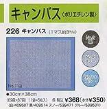 ハマナカ キャンバス 約30×38cm 白 H202-226-1