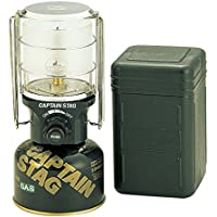 キャプテンスタッグ(CAPTAIN STAG) ランタン フィールド ガス ランタン M 圧電点火装置付 UF-9