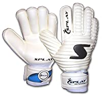 (8) - Splay Duo Finger Save Football Gloves