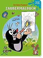 """Zaubermalbuch """"Der kleine Maulwurf"""""""