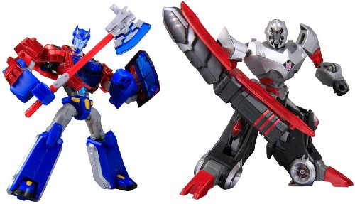 Transformers cybertron mode optimus prime vs megatron - Transformers cartoon optimus prime vs megatron ...