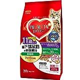 ビューティープロ キャット 猫下部尿路の健康維持 低脂肪 11歳以上 フィッシュ味 560g