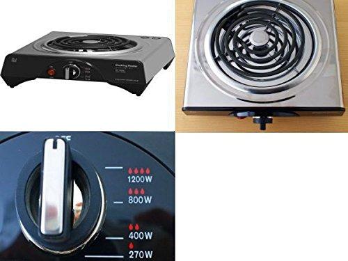 電熱器1200W・800W・400W・270W(スイッチ4段階切替可)