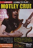 Learn to Play - Motley Crue [Import anglais]