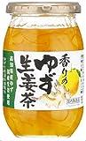 加藤美蜂園本舗 香りのゆず生姜茶 415g