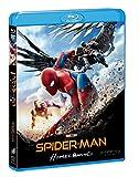 【Loppi・HMV限定盤】 スパイダーマン ホームカミング ブルーレイ + DVDセット 「カラビナリール付マスコットキーホルダー」付き