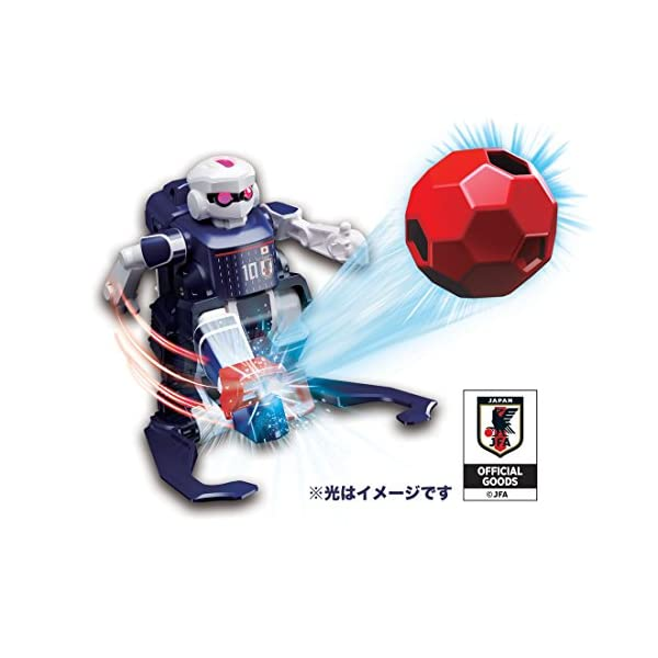 Omnibot サッカーボーグ 日本代表ver.の紹介画像2