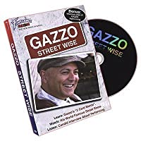 Magic DVD: Gazzo Street Wise by Fantasma Magic by Fantasma Toys [並行輸入品]