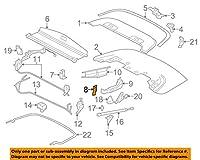 Jaguar Stowage-コンバーチブル/ソフトトップトノーカバーマウントブラケット 右 C2P4117