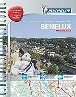 Benelux & North of France Road Atlas (Michelin Atlas)