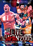 WWE ライヴ・イン・ジャパン2005   ロウ&スマックダウン(2枚組) [DVD] 画像