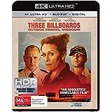 Three Billboards Outside Ebbing, Missouri (4K UHD/Blu-ray)